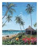 マウイ島の朝 高品質プリント : スコット・ウエストモアランド