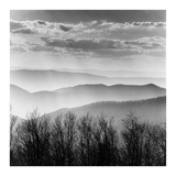 Misty Mountains Posters by  PhotoINC Studio