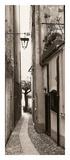 La Strada, Portofino Poster par Alan Blaustein