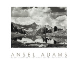 Ansel Adams - Mount Clarence King, 1925 Obrazy
