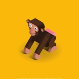 Monkey Prints by Bo Virkelyst Jensen
