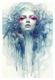 Oil Posters by Anna Dittman