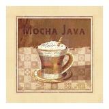 Affiche Mocha - Java Affiche par Linda Maron