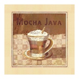 Mocha Java Posters by Linda Maron