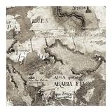 La Mappa 2 Posters by Alan Blaustein