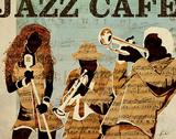 Jazz Café Prints by Kyle Mosher