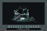 Michael Godard - I Smell a Rat - Poster