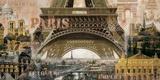 Paris Poster par John Clarke