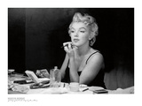 Marilyn Monroe – Back Stage Prints by Sam Shaw