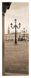 Piazza San Marco No. 1 Poster by Alan Blaustein
