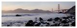 Marshall Beach Pano 1 Prints by Alan Blaustein