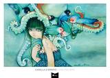 Loveless Bird Posters van Camilla d'Errico
