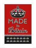 Made in Britain Poster by Mary Fellows