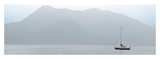 Lago Vista 27 Print by Alan Blaustein