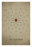 Pied Piper Prints by Christian Jackson