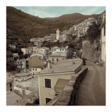Liguria 5 Posters by Alan Blaustein