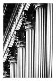 Metro Columns Prints by Jeff Pica