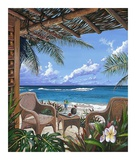 Paradise Porch Prints by Scott Westmoreland