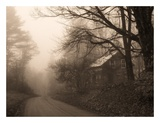 Parish Hill Road Prints by Christine Triebert