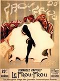 Le Frou-Frou Prints by (Lucien-Henri Weil) Weiluc
