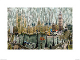 Londres II Prints by Serge Mendjisky