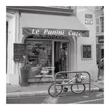 le Panini Cafe Posters by Alan Blaustein