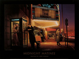Matinée à minuit Affiches par Chris Consani