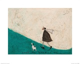 Keep On Keeping On Prints by Sam Toft