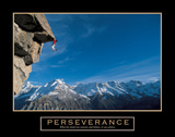Perseverance – Cliffhanger Prints by  Unknown