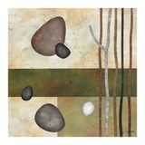 Sticks and Stones VI Prints by Glenys Porter