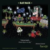 Rat Pack Posters av Michael Godard