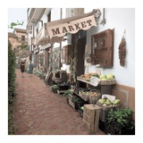Ravello Market 1 Prints by Alan Blaustein