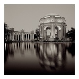 Palace Of Fine Arts 3 Prints by Alan Blaustein