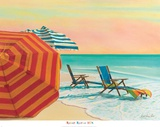 Sit, Stay & Relax Prints by Robin Renee Hix