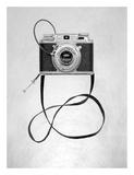 Retro Point & Shoot 25 Print by Alan Blaustein