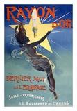 Rayon d'Or Posters by Jean de Paleologu (PAL)