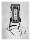 Retro Point & Shoot 33 Print by Alan Blaustein