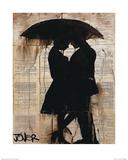 Rain Lovers Prints by Loui Jover
