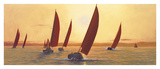 Sailing, Sailing Posters by Diane Romanello