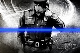 Jason Bullard - Send Me (Policeman) Plakát