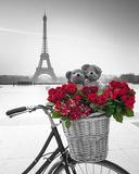 Teddy Rendez-vous Posters por Assaf Frank