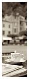 Portofino Caffe 2 Posters by Alan Blaustein