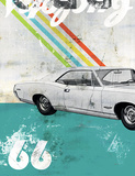 Pontiac Poster by Kareem Rizk