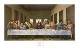 Den sidste nadver Posters af Leonardo Da Vinci