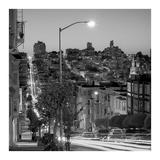 San Francisco Skyline 2 Art by Alan Blaustein