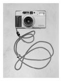 Retro Point & Shoot 9 Print by Alan Blaustein