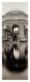 Palace Of Fine Arts Pano 2 Art by Alan Blaustein