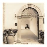 Pienza, Toscana Art by Alan Blaustein