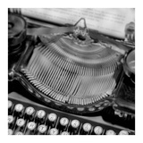 Retro-Typewriter 4 Prints by Alan Blaustein
