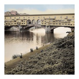 Ponte Vecchio 4 Prints by Alan Blaustein